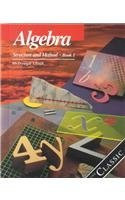 Algebra Structure And Method Book 1