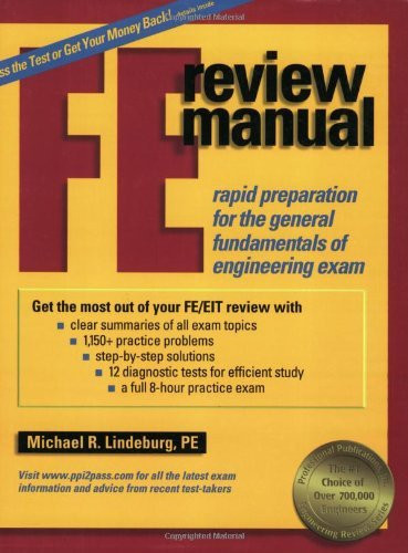 Fe Review Manual