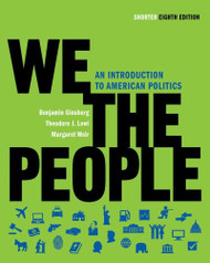 We The People   [Benjamin Ginsberg]