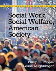Social Work Social Welfare And American Society