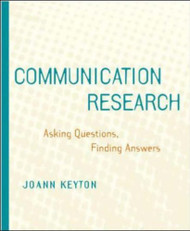 Communication Research   (Joann Keyton)
