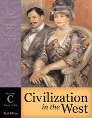 Civilization In The West Volume C