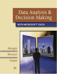 Business Analytics Data Analysis And Decision Making   (S Christian Albright)