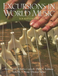 Excursions In World Music   (Bruno Nettl)
