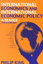 International Economics And International Economics Policy - Philip King