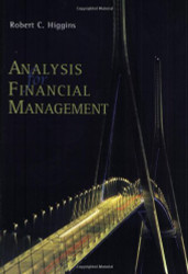 Analysis For Financial Management    Robert Higgins