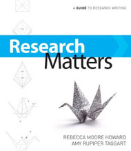 Research Matters