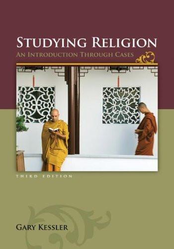 Studying Religion