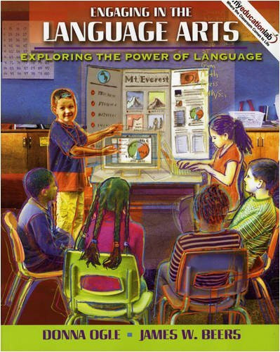 Engaging In The Language Arts