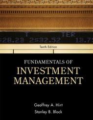 Fundamentals Of Investment Management