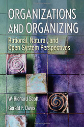 Organizations And Organizing