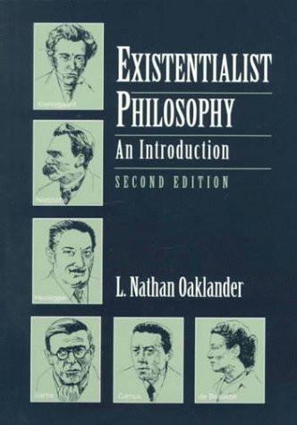 Existentialist Philosophy