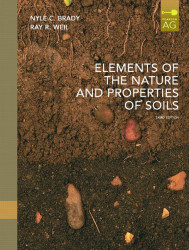 Elements Of The Nature And Properties Of Soils - Nyle C Brady