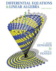 Differential Equations And Linear Algebra - C Henry Edwards