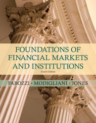 Capital Markets Institutions Instruments & Risk Management