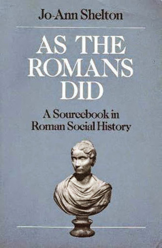 As The Romans Did