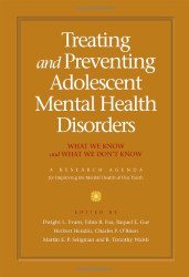 Treating And Preventing Adolescent Mental Health Disorders
