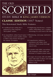 Old Scofield?»1/2 Study Bible Kjv