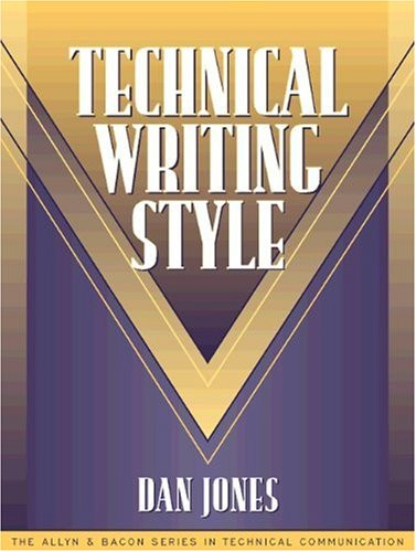 Technical Writing Style