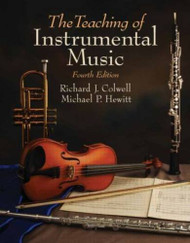 Teaching Of Instrumental Music
