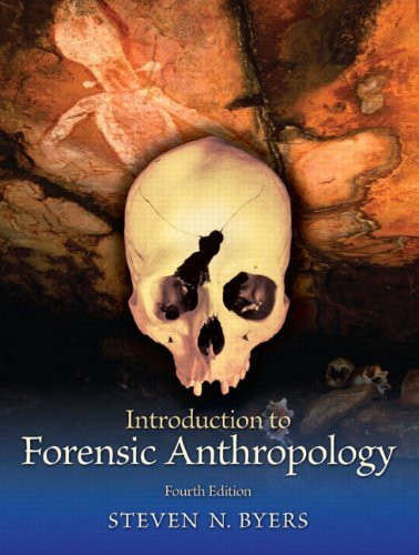 Introduction To Forensic Anthropology