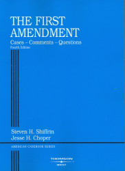 First Amendment Cases Comments Questions