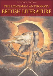 Longman Anthology Of British Literature