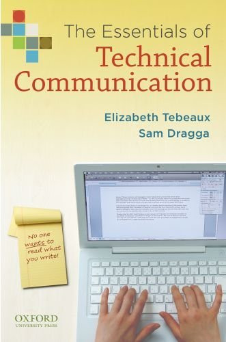 Essentials Of Technical Communication