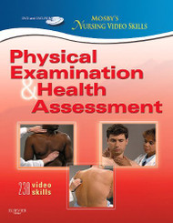 Mosby's Nursing Video Skills Physical Examination and Health Assessment by Mosby