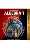 Mcdougal Littell Algebra 1 Teacher's Edition