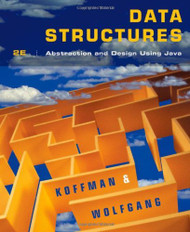 Data Structures: Abstraction and Design Using Java -  Elliot B Koffman