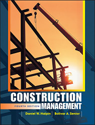 Construction Management - Daniel W Halpin