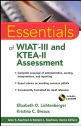 Essentials Of Wiat And Ktea-Ii Assessment