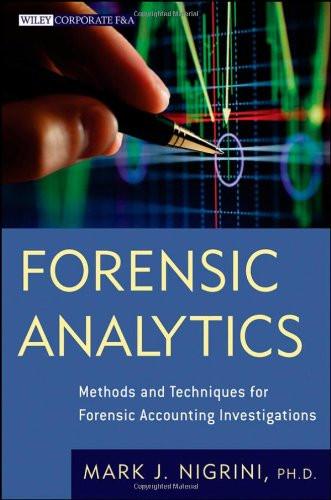 Forensic Analytics