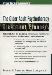 Older Adult Psychotherapy Treatment Planner