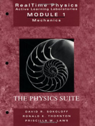 Realtime Physics Active Learning Laboratories Module 1 Mechanics