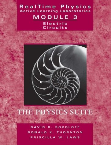 Realtime Physics Active Learning Laboratories Module 4 Light And Optics