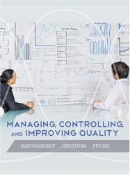 Managing Controlling And Improving Quality