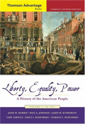 Liberty Equality Power Volume 1