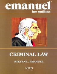 Emanuel Law Outlines Criminal Law