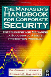 Manager's Handbook For Corporate Security