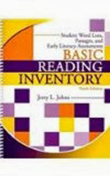 Basic Reading Inventory -  Jerry Johns