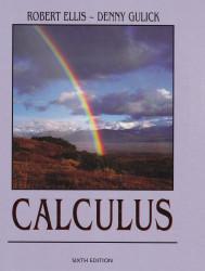 Calculus by Robert Ellis