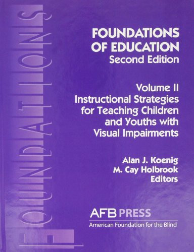 Foundations Of Education Volume 2