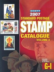2009 Scott Standard Postage Stamp Catalogue Volume 3