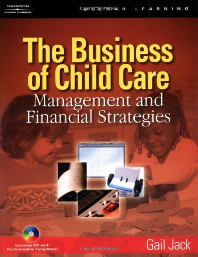 Business Of Child Care