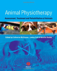 Animal Physiotherapy by Catherine McGowan