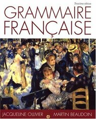 Workbook For Poulion-Mignault's Grammaire Fran ?aise