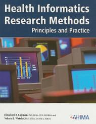 Health Informatics Research Methods