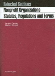 Nonprofit Organizations Statutes Regulations And Forms